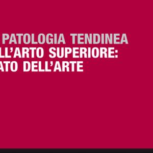 La Patologia Tendinea