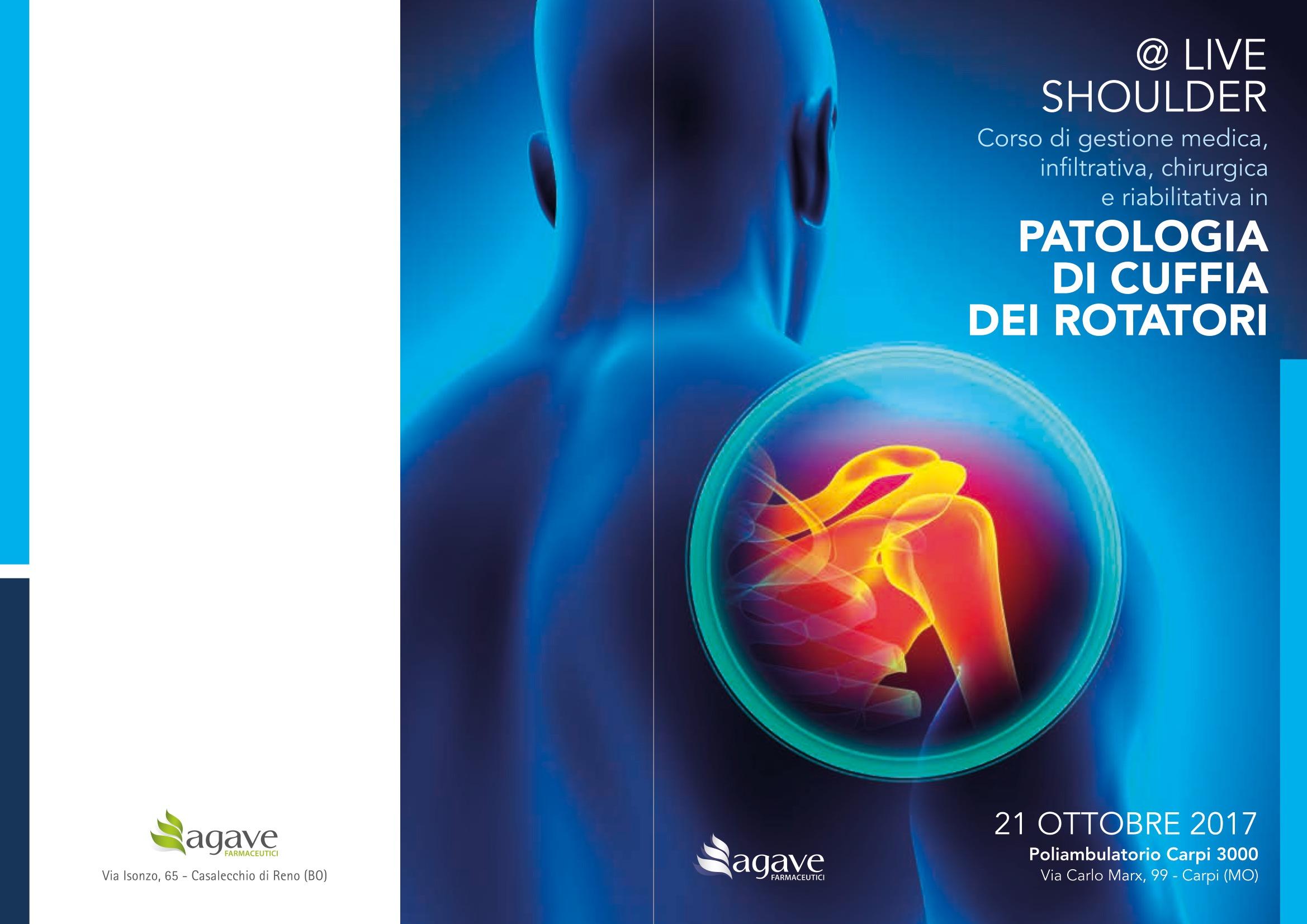 @ LIVE SHOULDER – PATOLOGIA Di CUFFIA Dei ROTATORI