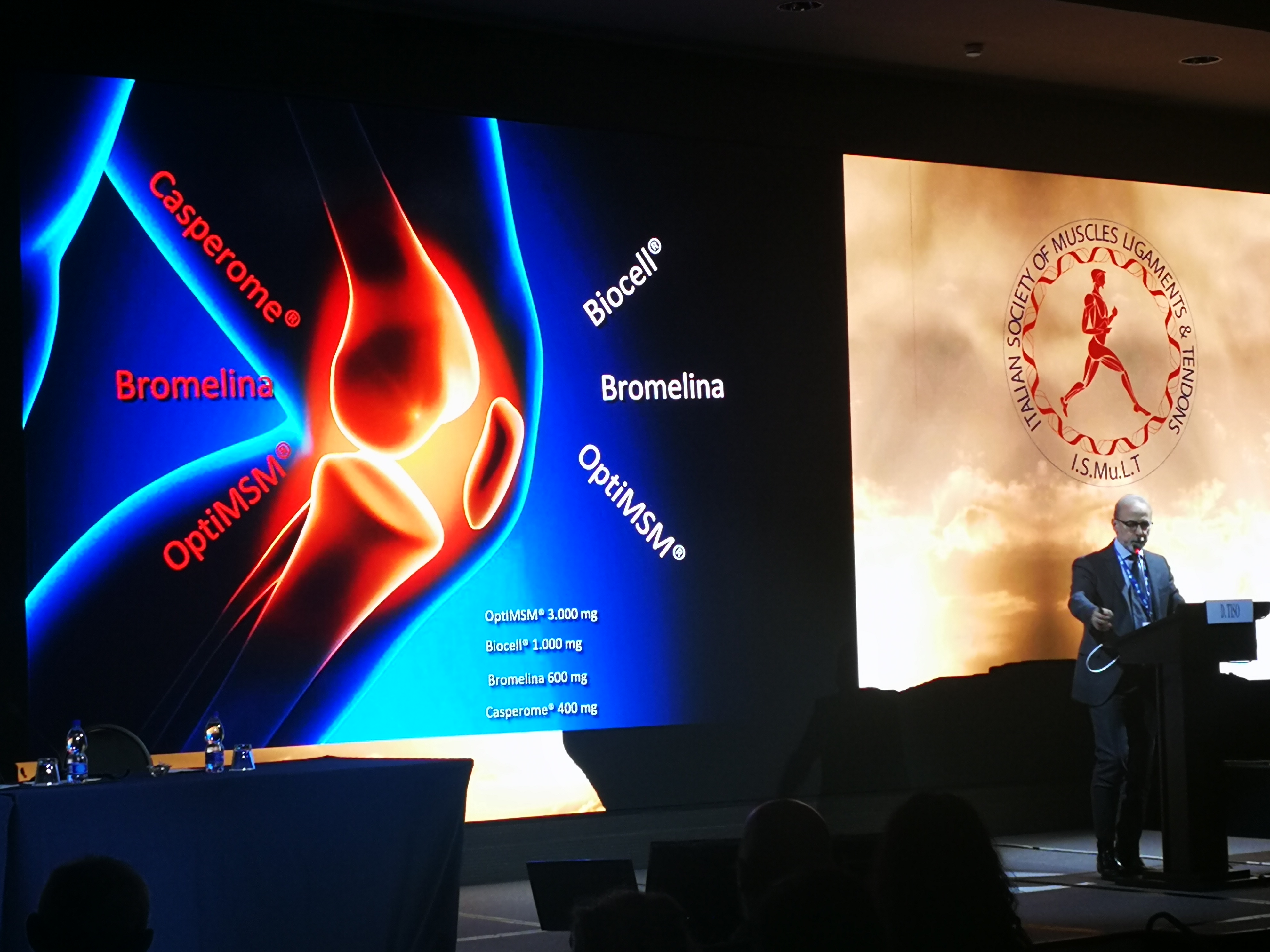 """WORKSHOP ISMuLT: """"Chondropathy And Post-surgical Edema: Two Novel Treatment Approaches"""""""