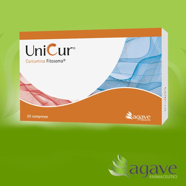 UNICUR = Curcumina Fitosoma (Meriva®)