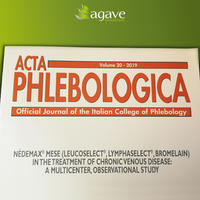 locandina official journal of the italian college of phlebology